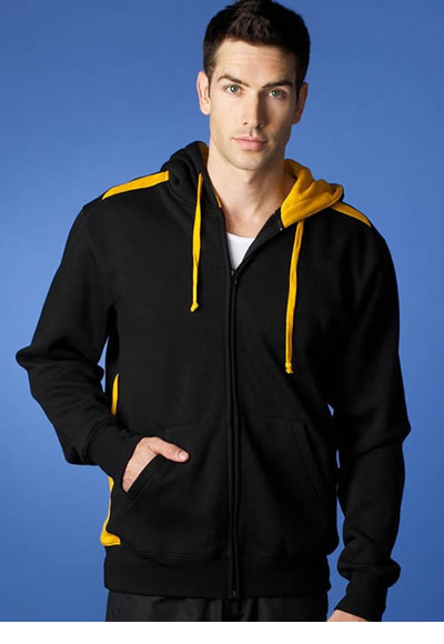 1508 MEN'S FRANKLIN ZIP HOOD