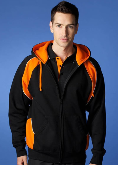 1511 MEN'S PANORAMA ZIP HOOD