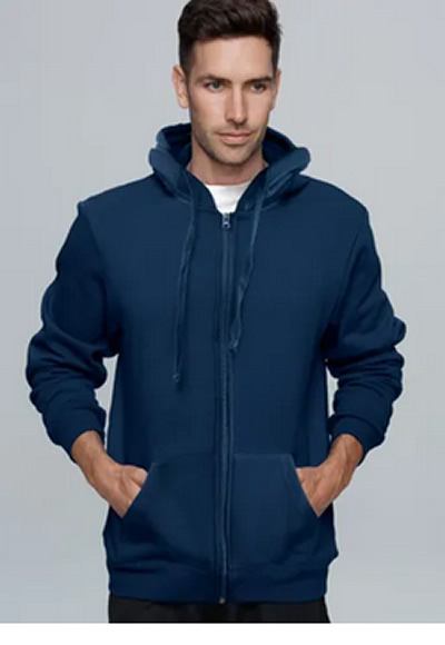 1528 QUEENSCLIFF ZIP MENS HOODIES