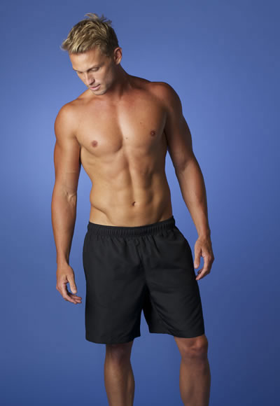 1602 MEN'S PONGEE SHORTS