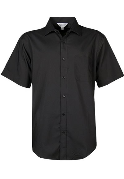1910S MEN\'S KINGSWOOD SHORT SLEEVE SHIRT