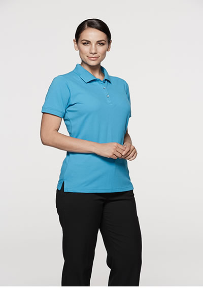 2315 LADIES CLAREMONT POLO