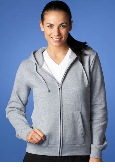 2503 LADIES KOZI ZIP HOOD