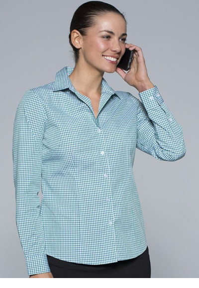 2907L LADIES EPSOM L/SLEEVE SHIRT