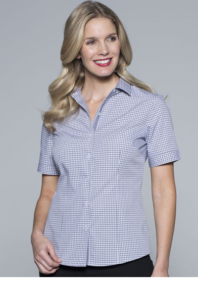 2907S LADIES EPSOM S/SLEEVE SHIRT