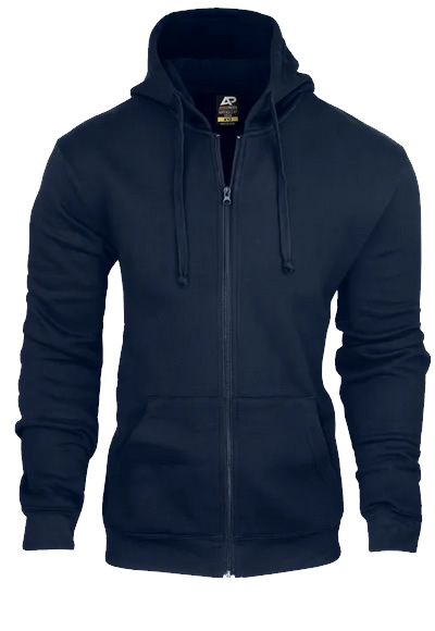 3528 QUEENSCLIFF ZIP KIDS HOODIES